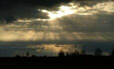 Trešdiena Latvijā būs mākoņaina; vietām gaidāmi nokrišņi