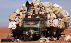 Lībijā migrantus pērk un pārdod vergu tirgū