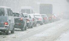 Текущий прогноз: в начале марта в Латвии возможны морозы до -25 градусов