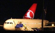 Sīrija pieprasa atdot Ankarā konfiscēto lidmašīnas kravu