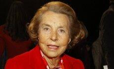 Умерла богатейшая женщина мира Лилиан Беттанкур