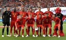 Pasaules kausu futbolā uzsāk vēl divi favorīti – Beļģija un Anglija