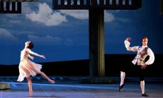 Latvijā ar baletu 'Parks' viesosies Sanktpēterburgas Marijas teātris