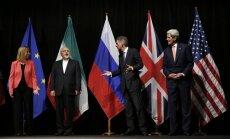 Pasaules līderi pauž prieku par Irānas kodolvienošanos