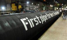 Vācijas Konstitucionālā tiesa noraida prasību apturēt 'Nord Stream 2' būvniecību