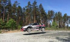 Piedāvā rezervēt autostāvvietu 'Neste World RX of Latvia' norises laikam
