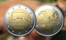 LB laidīs apgrozībā piemiņas monētu ar govs attēlu