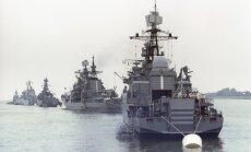 Путин поручил создать штабы по борьбе с терроризмом в море