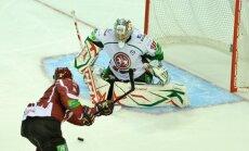 Baruļinam, Lī un Pestuško tiek KHL nedēļas labāko spēlētāju gods