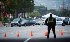 Students Kalifornijā nošauj trīs cilvēkus un izdara pašnāvību