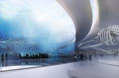 Arhitektu sacensības, kurās noskaidro labāko projektu dzīvei kosmosā