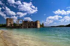 Подводный Алькатраз: самый жуткий пляж Эстонии - затопленная советская тюрьма