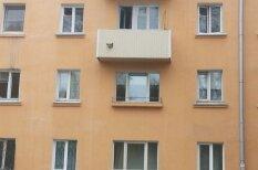 Iespējams tikai Krievijā: kad cilvēki paši sāk pārveidot balkonus