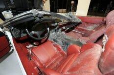 'Chevrolet' mēģinās glābt sadragāto vēsturisko 'Corvette'