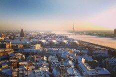 25 зимних фото, доказывающих, что Рига — самый красивый город в мире