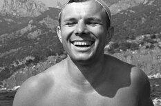 Юрию Гагарину - 81! Его трогательное письмо домой. Его живые домашние фото