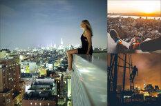 11 подростков, делающих фото Нью-Йорка с риском для жизни и нарушением закона