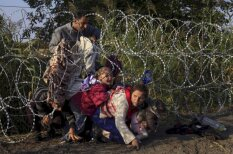 Проняло. 17 фото Reuters с мигрантами, за которые дали Пулитцеровскую премию