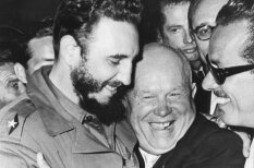 При Кастро такое было: революционная Куба в исторических фотографиях