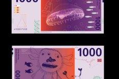 Norvēģijas bankas noraidītās bērnu banknotes