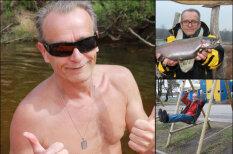 25 фотодоказательств того, что министр Дзинтарс Расначс — простой латышский мужик