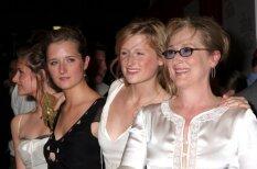 Merila Strīpa un trīs viņas meitas – līdzīgas kā ūdens lāses