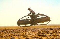 """Aero-X — настоящие мотоциклы из """"Звездных войн"""""""