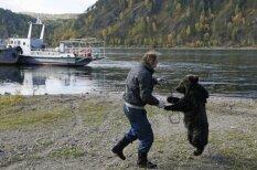 Neparasts stāsts par vīru no Krievijas, kurš adoptēja lāci