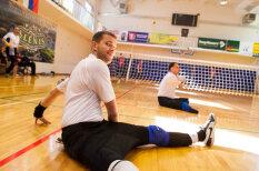 Игра в волейбол без преград, или Как Дима, потеряв ногу, нашел новый смысл жизни