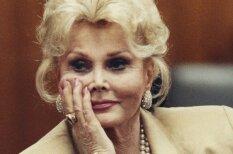 99 gadu vecumā mirusi Holivudas zvaigzne Ža Ža Gabora