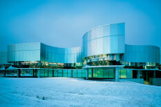 Piecas iespaidīgas Gunāra Birkerta projektētās celtnes