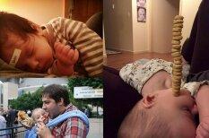 Усатые няни опасны: смотри, что папы делают с детьми, пока ты не видишь! (20 примеров)