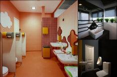 Топ-10 самых стильных общественных туалетов Латвийской Республики