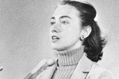 Gudra, ambicioza un pat skaista: Hilarijas Klintones jaunības foto