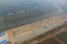 Ķīnā būvē leģendāro 'Titāniku'; sola izbaudīt slīkšanas simulāciju