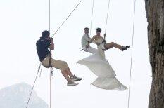 20 невероятно крутых свадебных фотографий из самых разных уголков мира