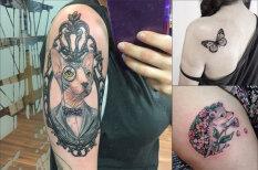 Разбуди в себе зверя: 20 идей для татуировок для всех любителей животных