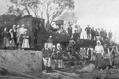 Seši fakti par dzelzceļu Latvijā no 1915. līdz 1929. gadam