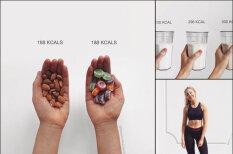 """12 ФОТО, которые доказывают, что """"здоровая еда"""" не значит """"мало калорий"""""""