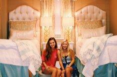 Две первокурсницы сделали себе самую красивую в мире общагу, и интернет сошел с ума