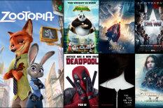 ТЕСТ: Сколько лучших фильмов 2016 года тебе удалось посмотреть? (+топ ответов)