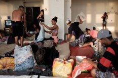 Bezpajumtnieki okupējuši Brazīlijas bagātākā cilvēka māju