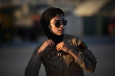 Kā dzīvo Afganistānas armijas vienīgā sieviete pilote