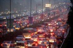 Pieci apjomīgākie pārdzīvotie sastrēgumi pasaules vēsturē