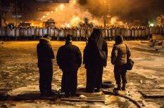 Emocionāli kadri no Ukrainas