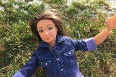 Знакомься: Ламмили, кукла с посредственной фигурой, растяжками и целлюлитом