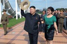 """Три ребенка и работа """"тенью"""". Загадочная жизнь Ли Соль Чжу, жены лидера КНДР Ким Чен Ына"""