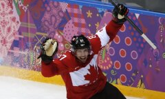 Хоккеисты Канады в финале Олимпиады обыграли шведов