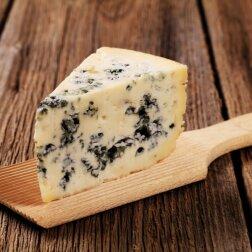 Zilais siers