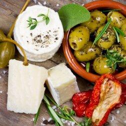 Zaļās olīvas